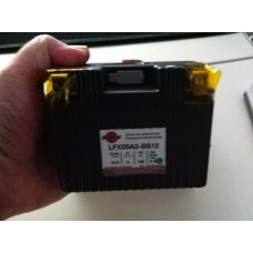 Shorai LFX09L2-BS12OV Battery